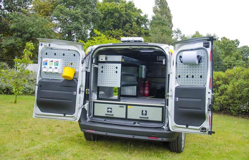 van-racking-kits